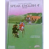 Speak English Vert 4e de Benhamou