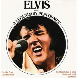 elvis a legendary performer - vol 1