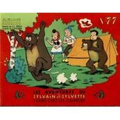 Les Aventures De Sylvain Et Sylvette 77 : L'ours Chez Les Campeurs de j.l. pesch