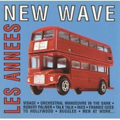 Les Ann�es New Wave - Compilation : Visage ; Inxs ; Talk Talk ...
