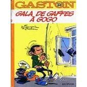 Gaston Numero 1 : Gala De Gaffes A Gogo de Andr� Franquin