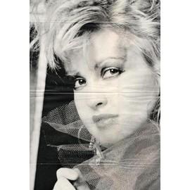 CYNDI LAUPER / PAUL YOUNG / Affiche 60 x 48 cm. 1988