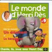 Le Monde D'henri D�s Cd N�9