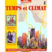 Temps Et Climat de Andrew Haslam