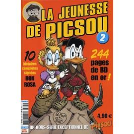 Picsou Magazine Hors-S�rie N� 02 : La Jeunesse De Picsou