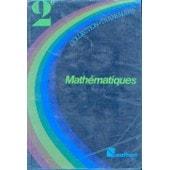 Transmath 2nde - Edition 1987 de Raymond Barra