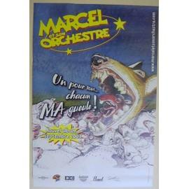 Marcel et son orchestre - Un pour tous chacun ma gueule