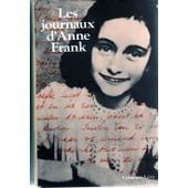 Les Journaux D'anne Frank de Anne Frank