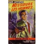 Messieurs Les Hommes de San Antonio