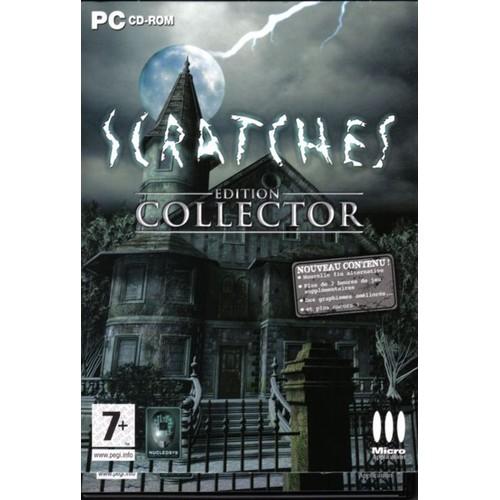 micro application Scratches - Edition collector - Jeu pour PC