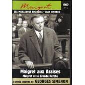Maigret N� 5 - Serie Jean Richard de Claude Barma