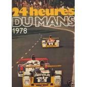 24 Heures Du Mans 1978 de Christian, MOITY