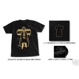 JUSTICE LP Collector Limited Ltd T-SHIRT L