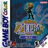 The Legend Of Zelda Oracle Of Ages - Ensemble Complet - Game Boy Color