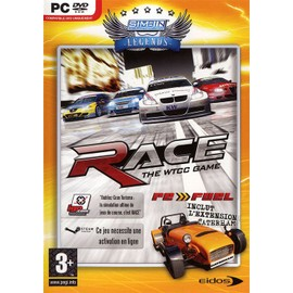 RACE WTCC CATHERAM