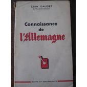 Connaissance De L'allemagne. de Daudet (L.).