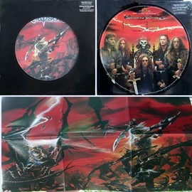 Dawn of victory (Album vinyl picture disc)+(Poster geant)(Limited édition 4000 copies)(Original)(Only)(Germany)