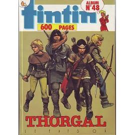 Album Tintin N� 48