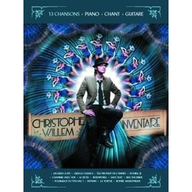 CHRISTOPHE WILLEM INVENTAIRE