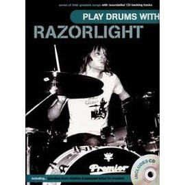 PLAY DRUMS WITH RAZORLIGHT