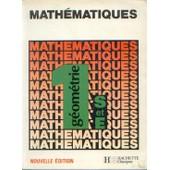 Mathematiques 1ere S/E Geometrie - Edition 1986 de Gautier