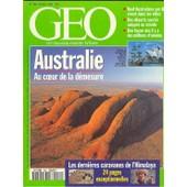 Geo Un Nouveau Monde: La Terre N� 188 : Australie Au Coeur De Le D�mesure