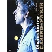 Gainsbourg - Casino De Paris - Live 1986, Serge de Claude Ventura