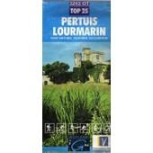 Lourmarin / Perthuis - 1/25 000 de Collectif