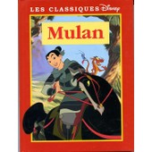 Mulan de Disney Walt Adaptation Des Studios