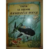 Tintin Et Le Tresor De Rackham Le Rouge de HERGE, HERGE