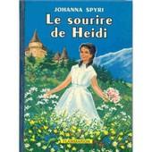 Le Sourire De Heidi de johanna spyri