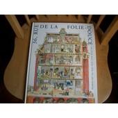 36 Rue De La Folie-Douce - Un Livre Fou, Fou, Fou de Hartas