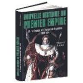 Nouvelle Histoire Du Premier Empire Iii - La France Et L'europe De Napol�on 1804-1814 de thierry lentz