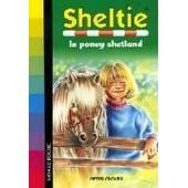 Sheltie Et Le Poney Shetland de Peter Clover