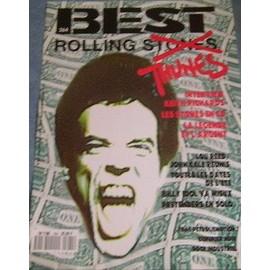 Mick Jagger Rolling STones Affichette Promo 30x40cm 2eme