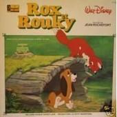 Walt Disney Pr�sente Rox Et Rouky (Livre Disque Collection Disneyland)) - Jean Rochefort