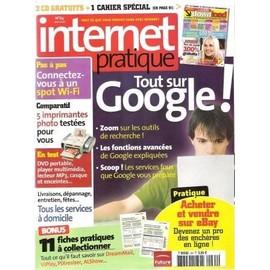 Internet Pratique N� 64 : Tout Sur Google