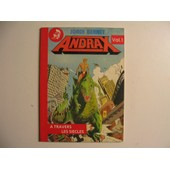 Andrax Volume 1 de jordi bernet