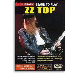 zz top lick library