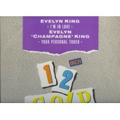 I'm In Love / Your Personal Touch 1987 Uk - Evelyn King