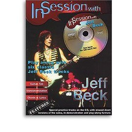 JEFF BECK IN SESSION WITH