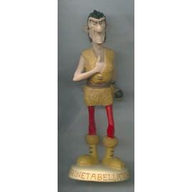 Figurine En R�sine Collection Atlas Asterix: Ocatarinetabellatchicchix