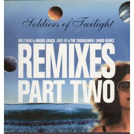 remixes part two - Take U there smokingraça mix 11'&' (Miguel Graça) - Drive on troublemen remix 5'54 (Enzo cicala) - DRIVE ON Divad Duriez plastic music remix 7'07