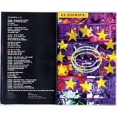 U2 Zooropa (K7 Audio Avec Paroles Des Chansons)