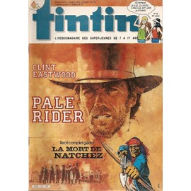 Tintin N� 517 : Clint Eastwood Pale Rider
