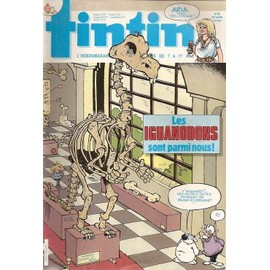 Le Journal De Tintin N� 619