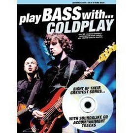 COLDPLAY PLAY BASS WITH