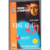 Visual C++ Version 4. - 0 de Patrick Longuet