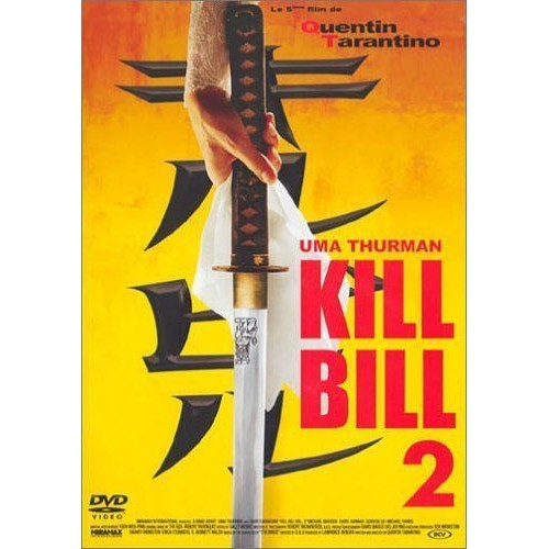 Kill Bill 2 - 2 Dvds - Tarentino  - Occasion