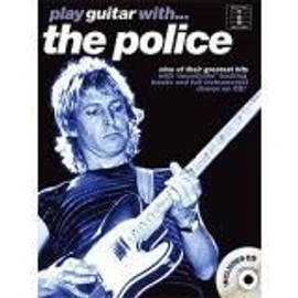 POLICE PLAY WITH GUITAR